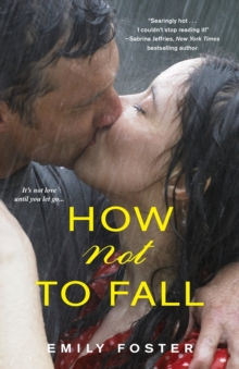 How Not To Fall, Paperback Book