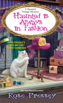 Haunted Is Always In Fashion, Paperback Book