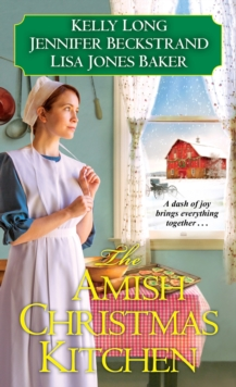 The Amish Christmas Kitchen, Paperback Book