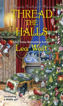 Thread the Halls, Paperback Book