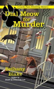 Dial Meow for Murder, Paperback Book