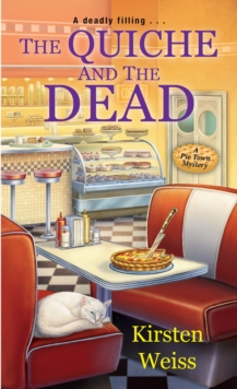The Quiche And The Dead, Paperback Book