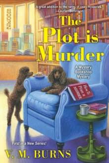 The Plot Is Murder, Paperback Book