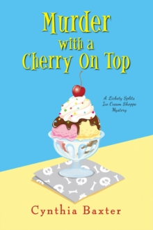 Murder With A Cherry On Top, Hardback Book