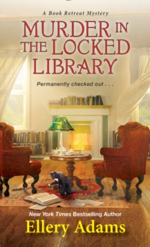 Murder in the Locked Library, Paperback Book