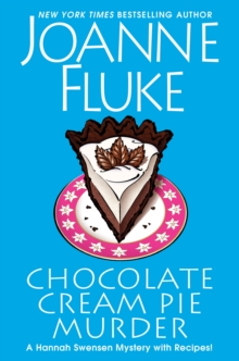 Chocolate Cream Pie Murder, Hardback Book