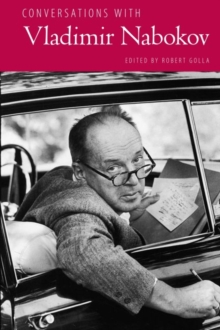 Conversations with Vladimir Nabokov, Hardback Book
