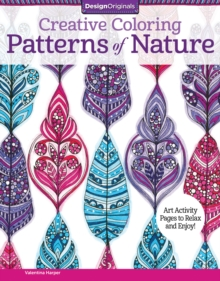 Creative Coloring Patterns of Nature, Paperback / softback Book