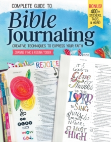 Complete Guide to Bible Journaling, Paperback Book