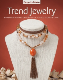 Easy To Make Trend Jewelry, Paperback / softback Book