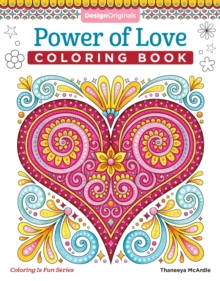 Power of Love Coloring Book, Paperback Book