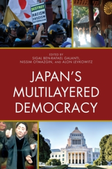 Japan's Multilayered Democracy, Paperback Book