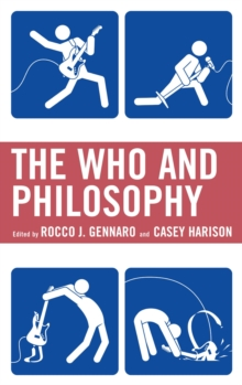 The Who and Philosophy, EPUB eBook