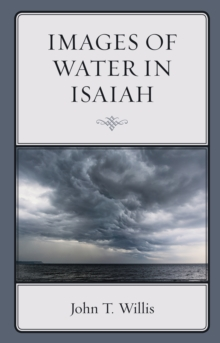 Images of Water in Isaiah, Hardback Book