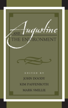 Augustine and the Environment, Hardback Book