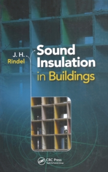 Sound Insulation in Buildings, Hardback Book