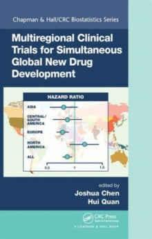 Multiregional Clinical Trials for Simultaneous Global New Drug Development, Hardback Book