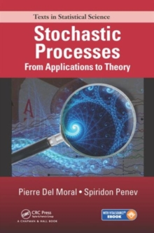 Stochastic Processes : From Applications to Theory, Mixed media product Book