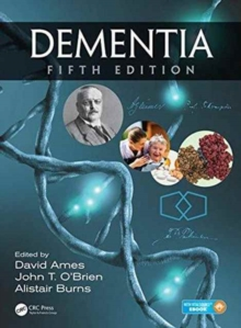 Dementia, Mixed media product Book