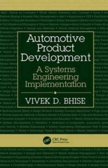 Automotive Product Development : A Systems Engineering Implementation, Hardback Book