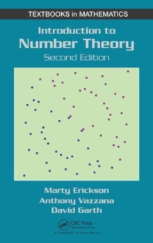 Introduction to Number Theory, Hardback Book