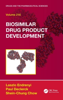 Biosimilar Drug Product Development, Hardback Book