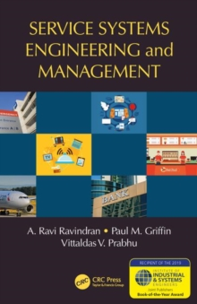 Service Systems Engineering and Management, Hardback Book