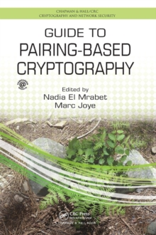 Guide to Pairing-Based Cryptography, Hardback Book