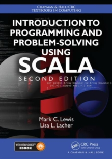 Introduction to Programming and Problem-Solving Using Scala, Second Edition, Mixed media product Book