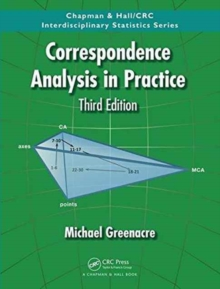 Correspondence Analysis in Practice, Third Edition, Hardback Book