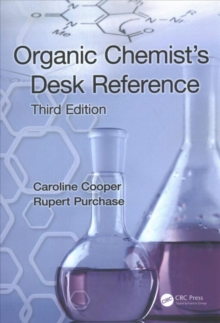 Organic Chemist's Desk Reference, Third Edition, Paperback Book