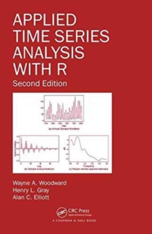 Applied Time Series Analysis with R, Second Edition, Hardback Book