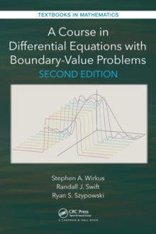 A Course in Differential Equations with Boundary Value Problems, Hardback Book