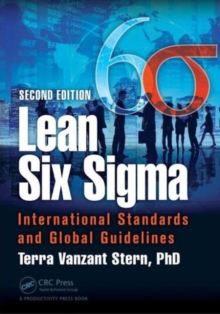 Lean Six Sigma : International Standards and Global Guidelines, Paperback Book