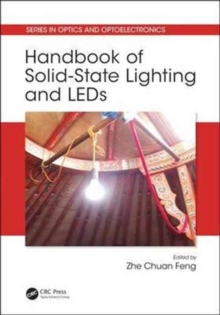 Handbook of Solid-State Lighting and LEDs, Hardback Book