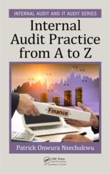 Internal Audit Practice from A to Z, Hardback Book