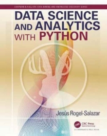 Data Science and Analytics with Python, Paperback Book
