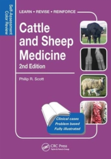 Cattle and Sheep Medicine, 2nd Edition : Self-Assessment Color Review, Paperback Book