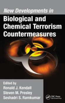 New Developments in Biological and Chemical Terrorism Countermeasures, Hardback Book