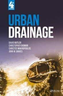 Urban Drainage, Fourth Edition, Paperback Book