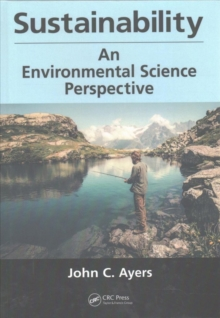 Sustainability : An Environmental Science Perspective, Hardback Book