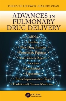 Advances in Pulmonary Drug Delivery, Hardback Book