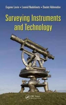 Surveying Instruments and Technology, Hardback Book