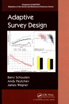 Adaptive Survey Design, Hardback Book