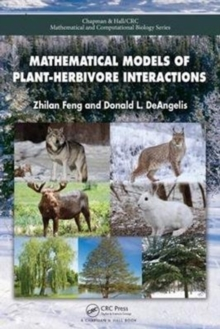 Mathematical Models of Plant-Herbivore Interactions, Hardback Book