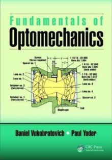 Fundamentals of Optomechanics, Hardback Book