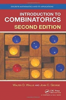 Introduction to Combinatorics, Second Edition, Hardback Book