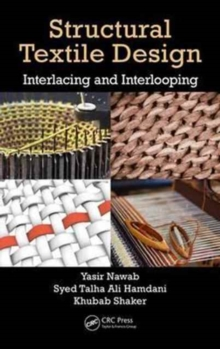 Structural Textile Design : Interlacing and Interlooping, Hardback Book