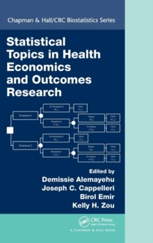 Statistical Topics in Health Economics and Outcomes Research, Hardback Book