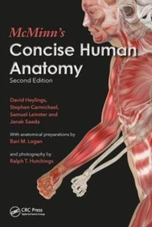 McMinn's Concise Human Anatomy, Second Edition, Paperback Book